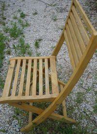 Entretenir vos meubles de jardin en Teck